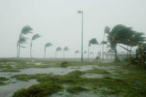 2005's Hurricane Dennis in Key West, FL