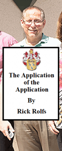 The Application of the Application