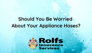 Should You Be Worried About Your Appliance Hoses?
